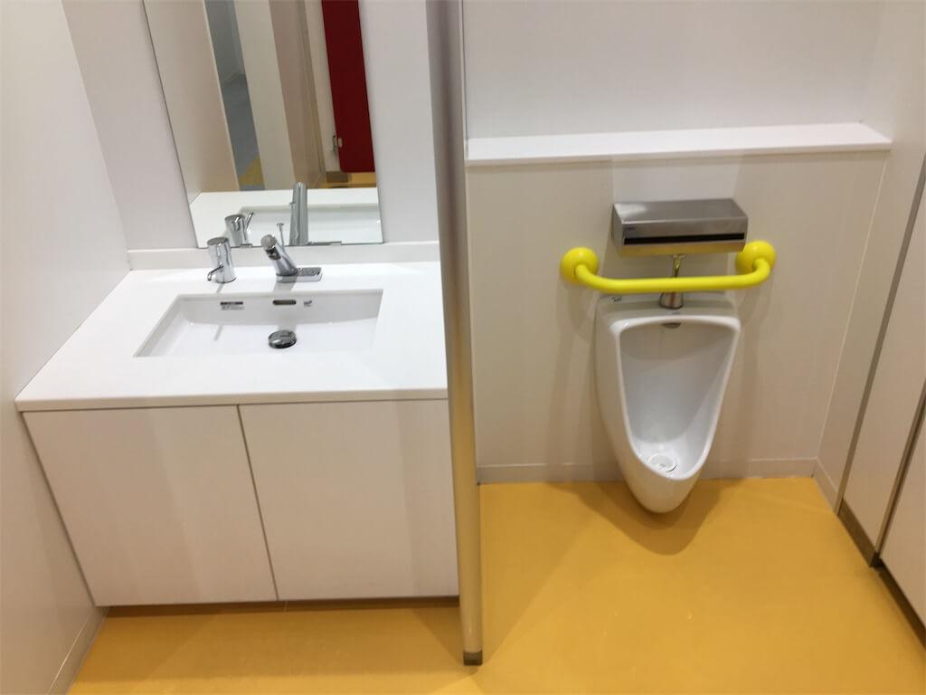 アンフォーレ こどもトイレ