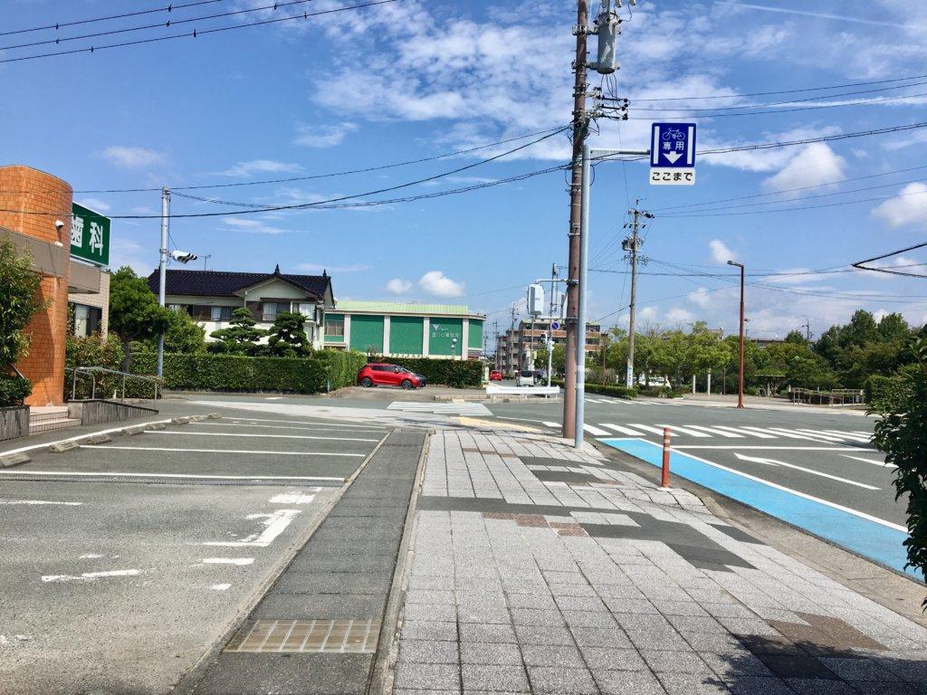 豊田町駅から磐田市香りの博物館