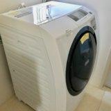 ワンオペ育児の味方!カッコ悪いけど!日立の洗濯乾燥機BD–SG100EL