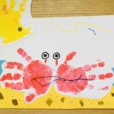 手形アートを自作しました|かわいい図案も調査!