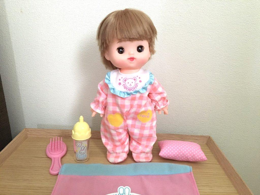 メルちゃんネネちゃん人形